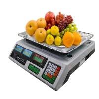 Digital Computing Scale 30kg Double Display/Timbangan Buah 30kg