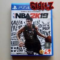 bd PS4 kaset game NBA2K19 / NBA 2K19