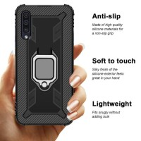 XIAOMI REDMI NOTE 8 ULTIMATE RUGGED I-RING ORIGINAL HARD CASE ARMOR PC