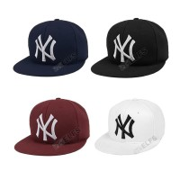 Topi Snapback Bordir NYC Hip Hop Distro
