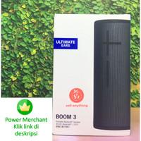 ULTIMATE EARS UE BOOM 3 Bluetooth Portable Speaker Original - Black