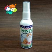 Dental Fresh Cat Spray 60ml / Penghilang Bau Mulut Kucing