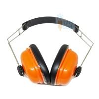 Earmuff Besgard Frame Besi Adjustable / Peredam Suara Bising