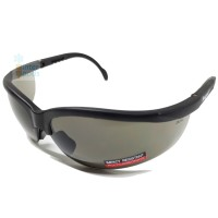 Kacamata Safety Merk Besgard Standard ANSI Z87 Dark Lens