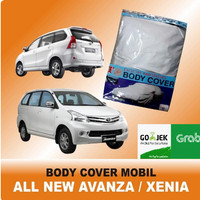 Body Cover / Sarung Mobil Avanza Xenia / All New, Grand, Veloz