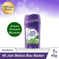 lady speed deodorant stick 45 gr orchard blossom