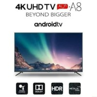 [Ready] Resmi - New TCL 55 inch Android SMART TV LED DVB T2 55A8