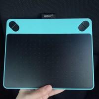 Pen Tablet Wacom Intuos Comic Blue (second, bisa nego)