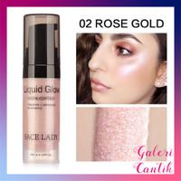 Highlighter sace lady Rose Gold original