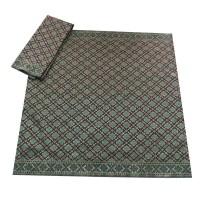 Kain Songket Palembang Hijau Set