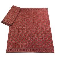 Kain Songket Palembang Merah Set