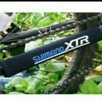 Pelindung Rantai Sepeda Pelindung Frame Sepeda Cover Penutup