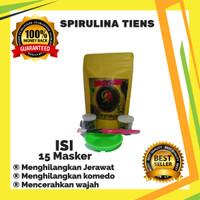 Spirulina Maskid TIENS Original Masker Kecantikan Anti komedo
