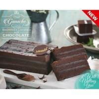 Brownies Amanda Special Ganache / Brownies Kukus Coklat Khas Bandung