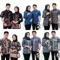 sarimbit batik couple termurah fashion