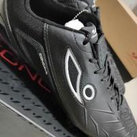 Sepatu bola CONCAVE Halo + (black/size 42,5)