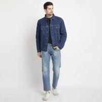 Edwin Jaket Jeans Unisex Manhattan 03 Slim Fit