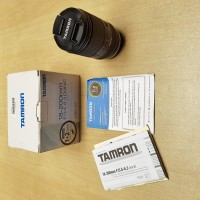 Tamron 18-200mm VC for Sony E mount Komplit