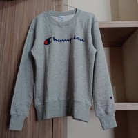 Crewneck Champion Grey Sweater