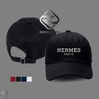 TOPI BASEBALL LOGO HERMES PARIS - ROFFICO CLOTH