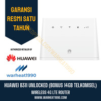 Huawei B311 Unlock 4G Modem Router Wifi Mifi LTE Home