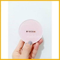by ecom honey glow cover 37/pa+++ spf cushion