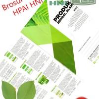 Brosur Produk Katalog HNI HPAI Full Colour