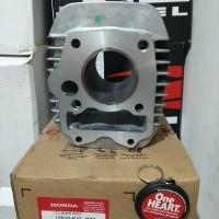 Blok Seher Cylinder Assy Standar Honda Supra X 125 Karbu Kirana Diskon