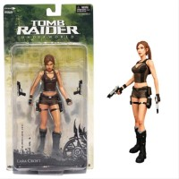 Free Shipping NECA Tomb Raider Underworld Lara Croft PVC Action Fi