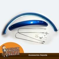 "Selebor / Spakbor / Fender / Sepeda Lipat / Sepeda Bmx Roda 20 "" ("