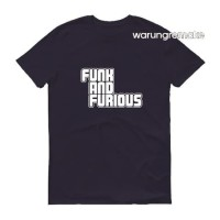 Unik kaos Combed 30s Distro Obral Funk And Furious Fast Jersey