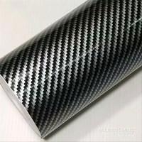 Sticker mobil carbon 2D kevlar 1Roll Lebar 150cm