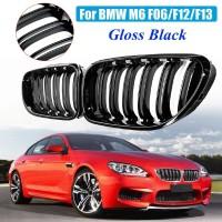 Dijual 1 Pasang Grill Depan Warna Hitam untuk BMW M6 640i 650i f0