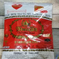 TERLARIS Thai Tea Number One Brand Chatramue Original Halal BPOM 400gr