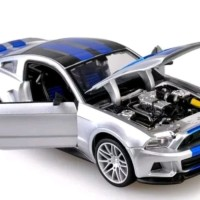 Maisto 1:24 Need For Speed 2014 Ford Mustang Diecast Model Racing Car