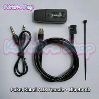 Kabel AUX Female dan Bluetooth Suzuki Ertiga SX4 Grand Vitara Swift