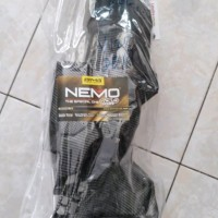 hugger airblade spakbor kolong carbon merk Nemo Made in Viet 143 bag