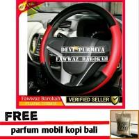 COVER SARUNG PELINDUNG STIR SETIR AR 202 MOBIL HONDA MOBILIO RS