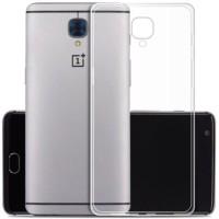 Casing Soft Case Tpu Silikon Ultra Tipis Transparan U Oneplus 3T