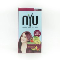 NYU CREAM HAIR COLOUR NATURAL BURGUNDY