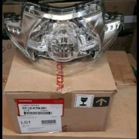 HEAD LAMP / REFLEKTOR SUPRA X 125 LAMA ORIGINAL set per