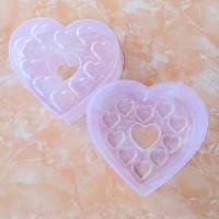 Cetakan Puding Love / Cetakan Love /Cetakan Hati / Cetakan Kue Love