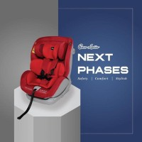 Cocolatte CL-TC 9261 SN Next Phases Red Car Seat