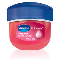 Vaseline Lip Therapy Petroleum Jelly Pot ROSY LIPS 7g - Lip Balm