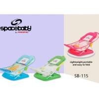 Baby Bather Spacebaby SB 115 Alat Bantu Mandi