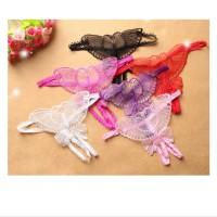 G-string thong kupu-kupu celana dalam renda gstring wanita 2012