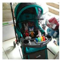 Baby Stroller Pliko GRANDE - Baru (Khusus GoJek)