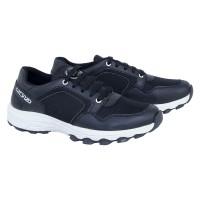 Sepatu Sneakers Pria Sepatu Kets Sport Murah Warna Hitam Ori TF 141