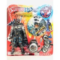 MAINAN ANAK ROBOT BATMAN SUPER HEROES / MAINAN ANAK LAKI LAKI MURAH