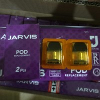 CATRIDGE JARVIS AUTHENTIC 1PAK ISI 2PCS
